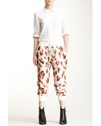 L.A.M.B. | Animal Jogging Pant | Lyst