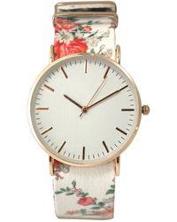 Olivia Pratt - Women's Floral Quartz Watch - Lyst