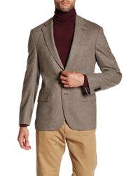 Spurr By Simon Spurr - Chevron Pattern Wool Sportcoat - Lyst