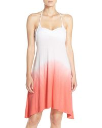 Stem - T-back Ombre Cover-up Dress - Lyst