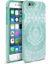 Nanette Lepore - Mint Baroque Iphone 6/6s 2-piece Case - Lyst