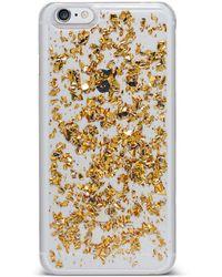 Nanette Lepore - Foil Flakes Iphone 6s Plus Case - Lyst