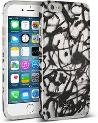 Nicole Miller - Iphone 6s 2-piece Slim Case - Graffiti - Lyst