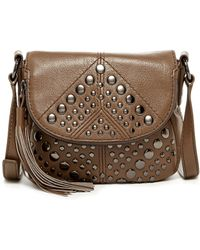 Isabella Fiore - Bellmore Leather Crossbody - Lyst