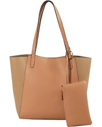 Imoshion - Colour Block Oversized Tote - Lyst