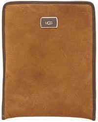 UGG - Jane Leather Tablet Sleeve - Lyst