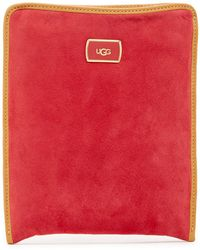 UGG - Jane Leather Tablet Sleeve - Lyst