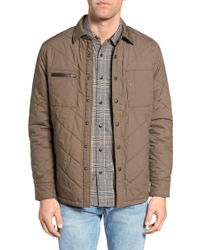 Jeremiah - Sage Quilted Jacket - Lyst
