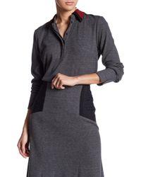 Jordan Alexander - Long Sleeve Polo Shirt - Lyst