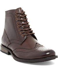 Joe's Jeans - Tyler Wingtip Boot - Lyst