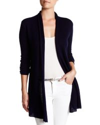 In Cashmere - Cashmere Cardigan - Lyst