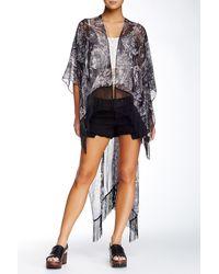 Raj - Alexandra Paisley Kimono - Lyst