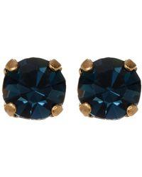 Loren Hope - Kayee Crystal Stone Stud Earrings - Lyst
