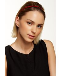 Cara - Enamel Headband - Pack Of 2 - Lyst