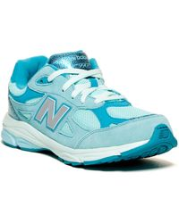 New Balance - 990 Crackle Trainer (big Kid) - Lyst