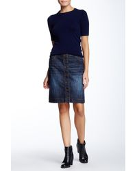 Kut From The Kloth - Denim Skirt (petite) - Lyst