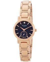 Kate Spade - Women's Gramercy Bracelet Watch - Lyst