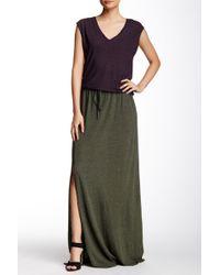 Lanston - Slit Maxi Skirt - Lyst