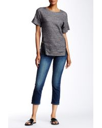 Silver Jeans Co. - Aiko Mid Capri - Lyst