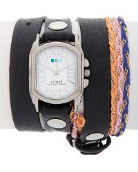 La Mer Collections - Women's Sydney Friendship Bracelet Watch - Lyst