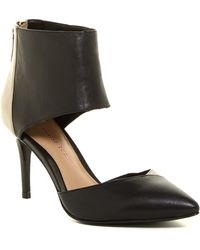 Elaine Turner - Lacey D'orsay Ankle Cuff Pump - Lyst