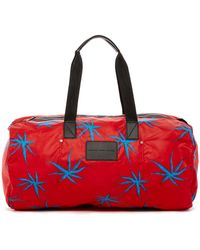 Marc By Marc Jacobs - Printed Duffle - Lyst