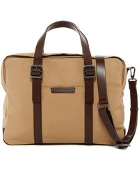 Marc By Marc Jacobs - Canvas Briefcase - Lyst