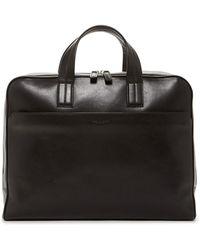 Rag & Bone - Lenox Leather Briefcase - Lyst