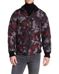 Victorinox Regimen Dual Function Quilted Vest Jacket - Multicolor