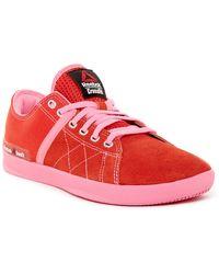 19c0c7f5661 Reebok - Crossfit Lite Lo Training Sneaker - Lyst