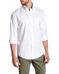 Cutter & Buck - Long Sleeve Epic Fine Twill Shirt - Lyst