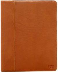 UGG | Leather Work Easel Tablet Case | Lyst