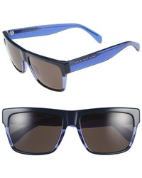 Marc By Marc Jacobs - Unisex Browline Sunglasses - Lyst