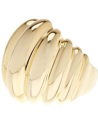 Ariella Collection - Dimensional Metal Ring - Lyst