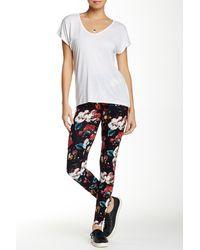 Lily White - Printed Legging (juniors) - Lyst