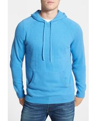 1901 - Merino Wool And Cashmere Hooded Sweater - Lyst