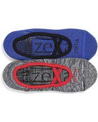 Zella - Studio Ankle Socks - Lyst