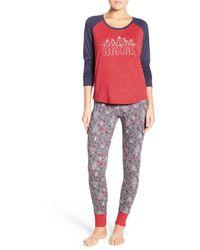 Make + Model - Deck The Halls Pyjamas - Lyst