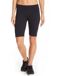 Zella - 'circuit' Bike Shorts - Lyst
