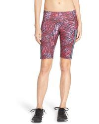 Zella - 'circuit' Bike Shorts - Lyst
