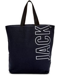 Jack Spade - Canvas Tote - Lyst