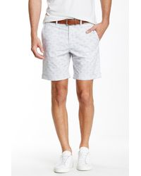 Original Penguin - Printed Cuffed Short - Lyst