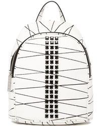 L.A.M.B. - Jessa Mini Leather Backpack - Lyst