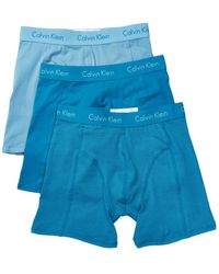 CALVIN KLEIN 205W39NYC - Boxer Brief - Pack Of 3 - Lyst