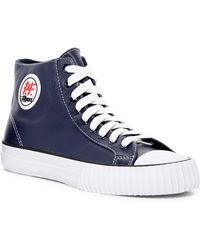 PF Flyers - Centre High Top Trainer - Lyst