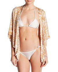 Tiare Hawaii - Pompom Kimono - Lyst