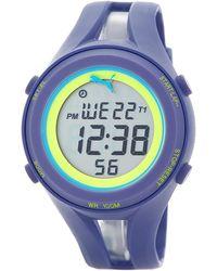 PUMA - Unisex Quartz Watch - Lyst