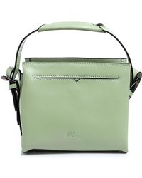 Philo - Principlee Leather Top Handle Crossbody - Lyst