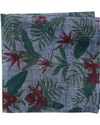 Jack Spade - Tropical Pocket Square - Lyst
