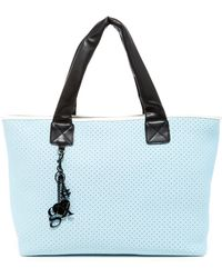 Gx By Gwen Stefani - Kristin 3 Perforated Tote - Lyst